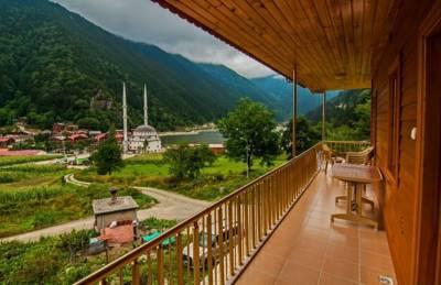 فنادق اوزنجول تركيا