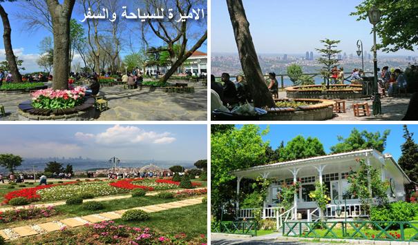 برنامج سياحي 11 يوم في تركيا