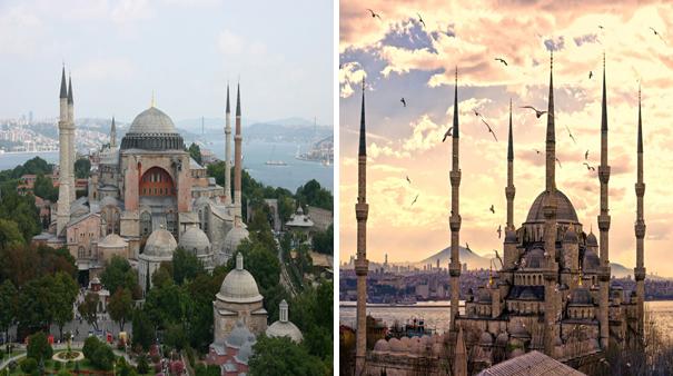 رحلة المتاحف في اسطنبول