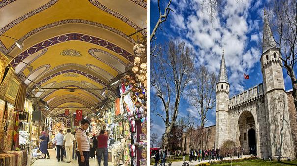 رحلة المتاحف والمساجد في اسطنبول