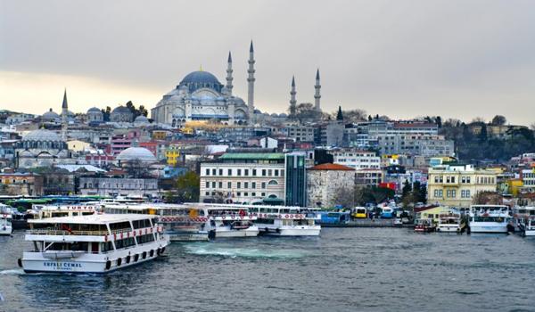 رحلة خليج القرن الذهبي اسطنبول
