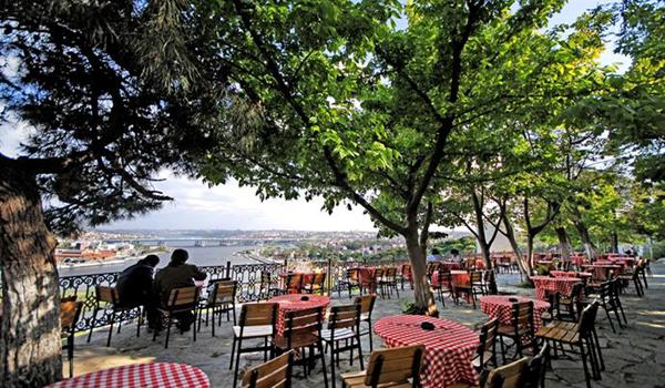 رحلة خليج القرن الذهبي في اسطنبول