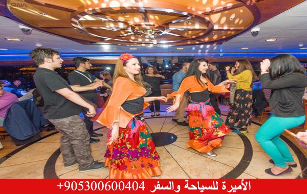 برنامج سياحي 7 ليالي 8 ايام في اسطنبول تركيا