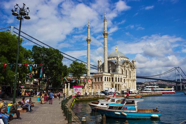 برنامج سياحي 10 ايام في اسطنبول تركيا